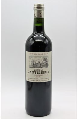 Cantemerle 2010