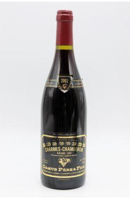 Camus Charmes Chambertin 2003