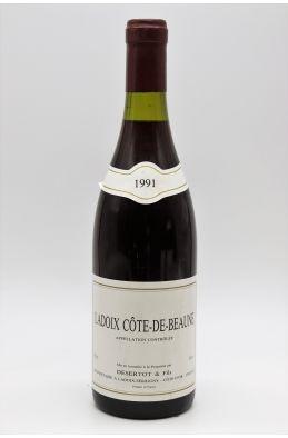 Desertot & Fils Ladoix Côte de Beaune 1991