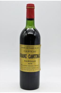 Brane Cantenac 1975 - PROMO -10% !