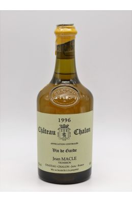 Jean Macle Château Chalon 1996 62cl
