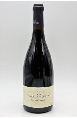 Amiot Servelle Chambolle Musigny 1er cru Les Amoureuses 2014