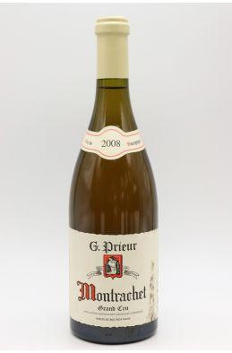 Prieur Brunet Montrachet 2008