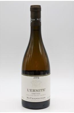 Chapoutier Hermitage L'Ermite 2004 Blanc