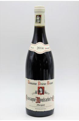 Prieur Brunet Chassagne Montrachet 1er cru Les Morgeots 2014