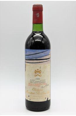 Mouton Rothschild 1980 - PROMO -5% !