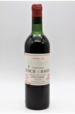 Lynch Bages 1959 - PROMO -10% !
