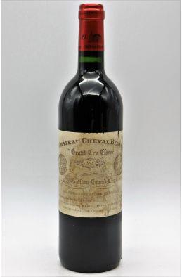 Cheval Blanc 1996 -10% DISCOUNT !