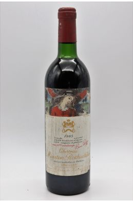Mouton Rothschild 1985 - PROMO -5% !