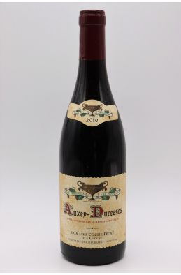 Coche Dury Auxey Duresses 2010 rouge