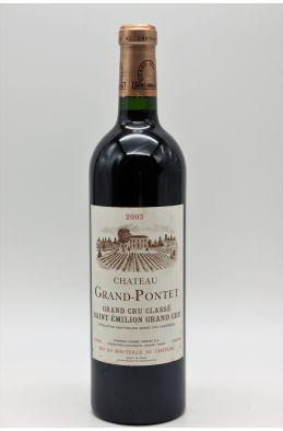 Grand Pontet 2005