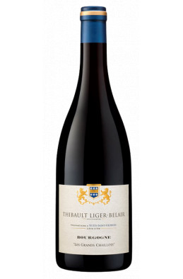 Thibault Liger Belair Bourgogne Les Grands Chaillots 2012 rouge