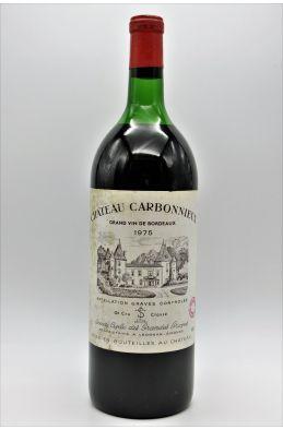 Carbonnieux 1975 Magnum -10% DISCOUNT !
