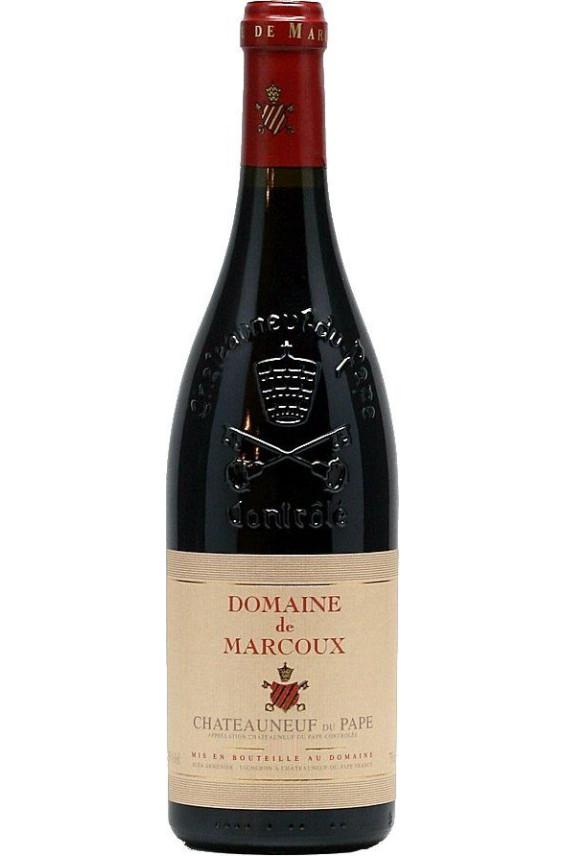 Domaine de Marcoux 2007